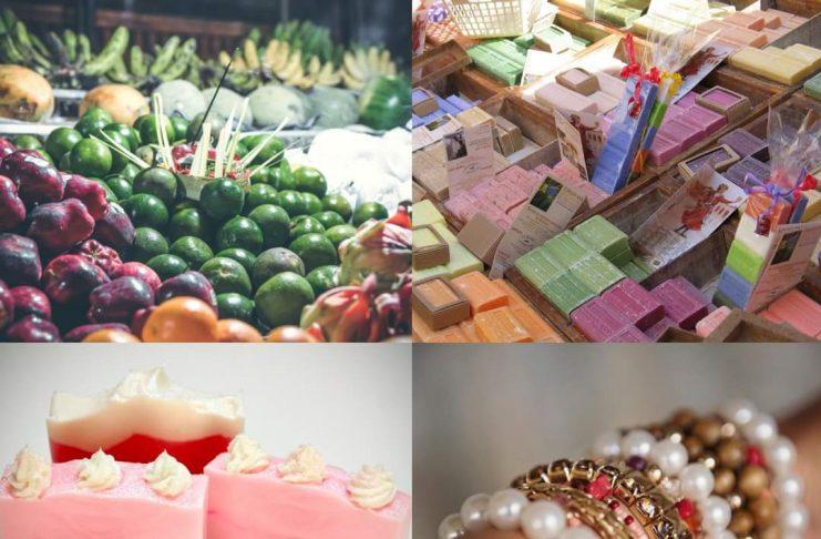 Goan Farmers artisan bazaar