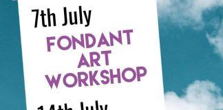 fondant workshop