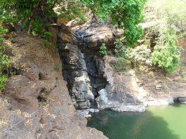 Arvalem Water Falls