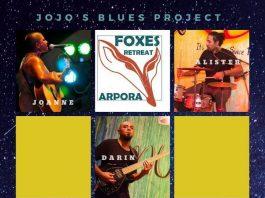 Foxes retreat Arpora